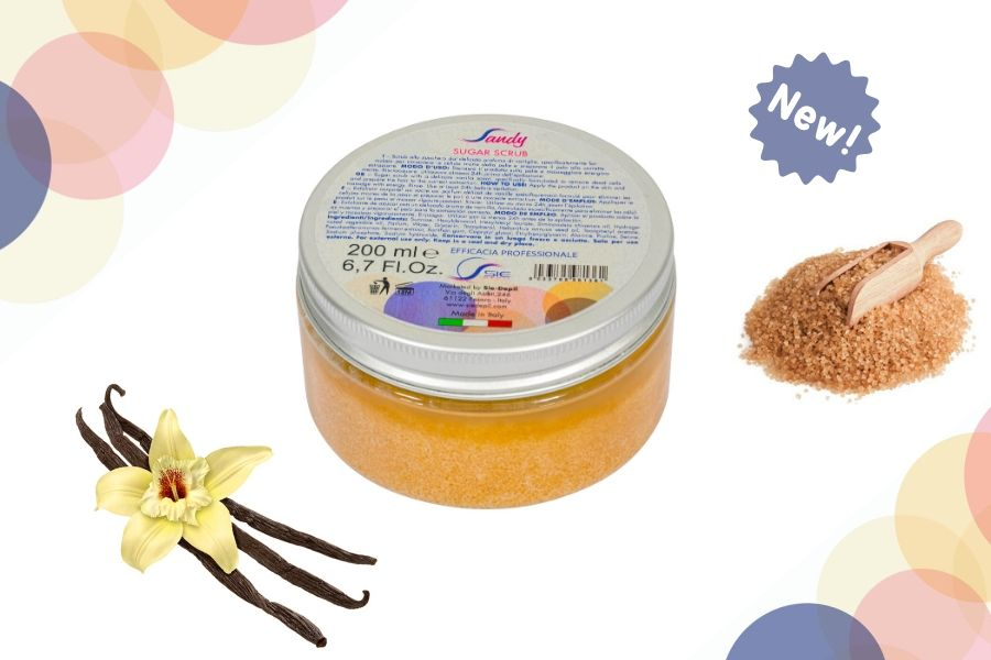 Photo Sandy Sugar Scrub